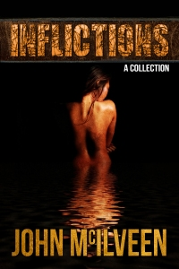 Inflictions cover